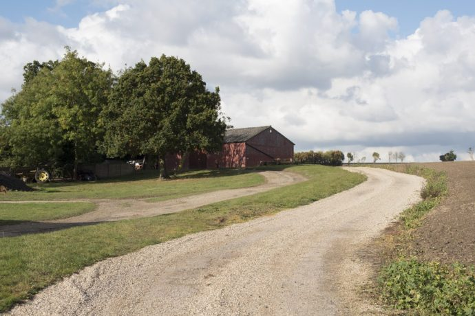 Leading Lines Suffolk Farming 2